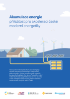 Energy Storage: An Opportunity for Acceleration of the Czech Modern Energy – CZ (2017)