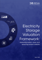 Electricity Storage Valuation Framework: Assessing System Value and Ensuring Project Viability (2020)